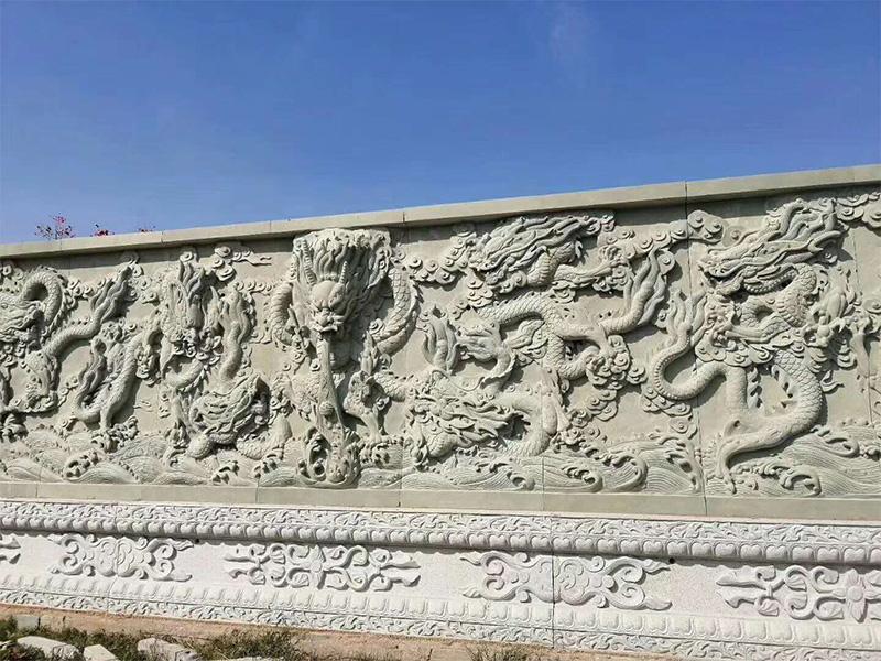 寺院石雕刻