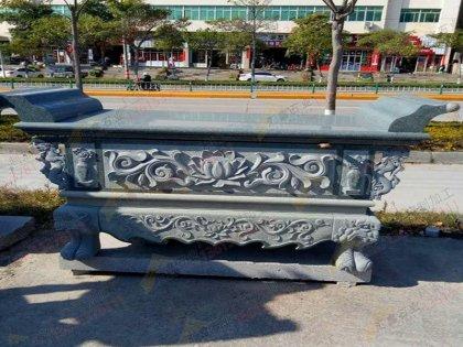 石雕寺庙供桌