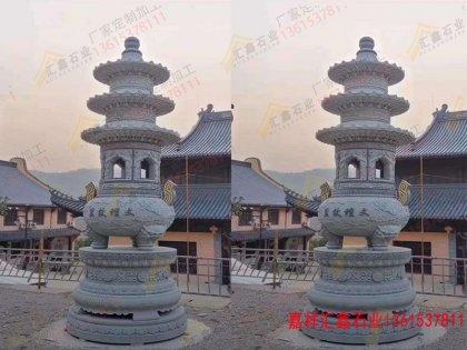寺院雕刻石雕香炉
