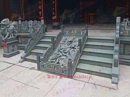 寺庙石雕定制栏杆