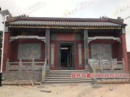 寺庙浮雕壁画