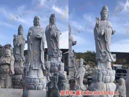 寺庙佛像观音雕像